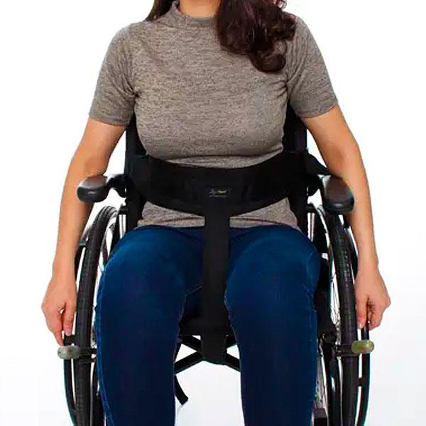 Cinto de Segurança Abdominal Para Cadeirante Longevitech