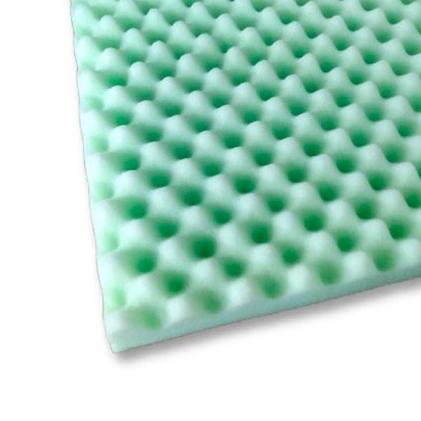 Colchão Forração Piramidal Caixa de Ovo Quality Life Touch D 33 Solteiro