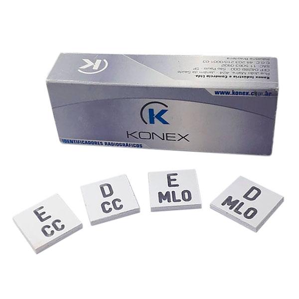 Dísticos Para Identificação de Mamografia Tipo II KONEX