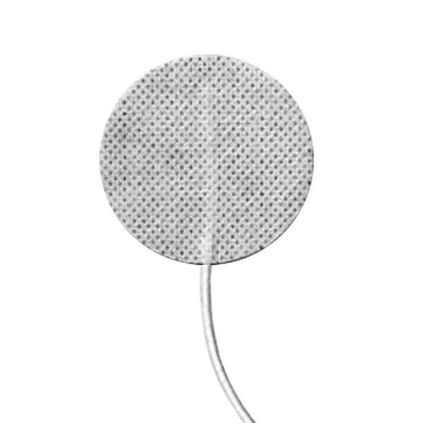 Eletrodo Adesivo Flexível Fisioterapia Com 4 Unidades Redondo 3,2cm Carci