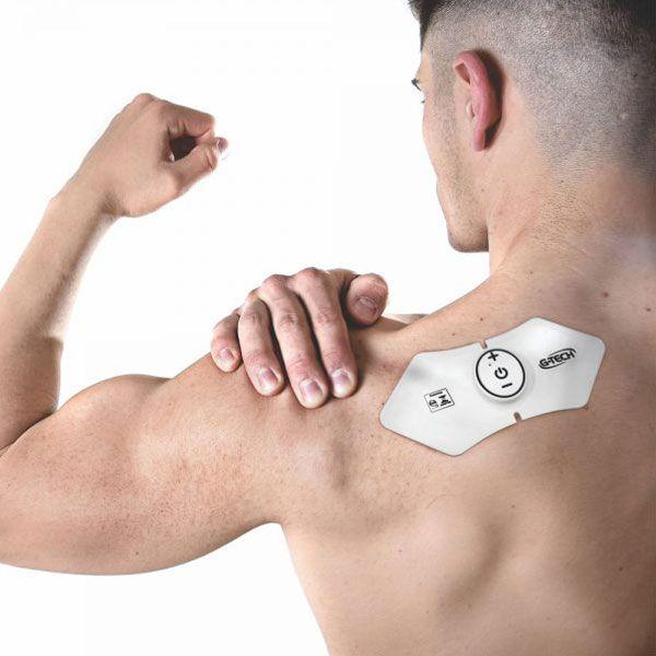 Eletroestimulador Super Tens Alívio Já Plus G-TECH Garantia 1 Ano