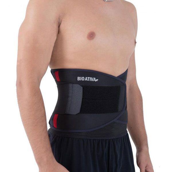 Faixa de Compressão Postura Bioativa Trainning com Infravermelho Famara