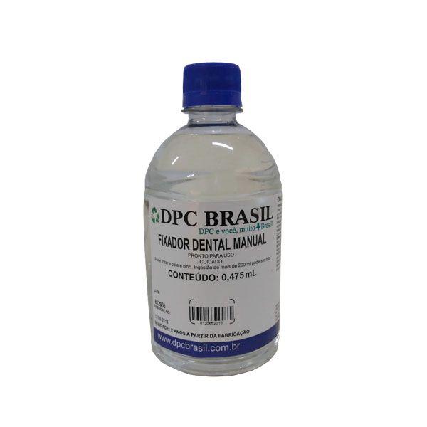 Fixador Dental Manual Para Radiografia 0,475ml DPC Brasil