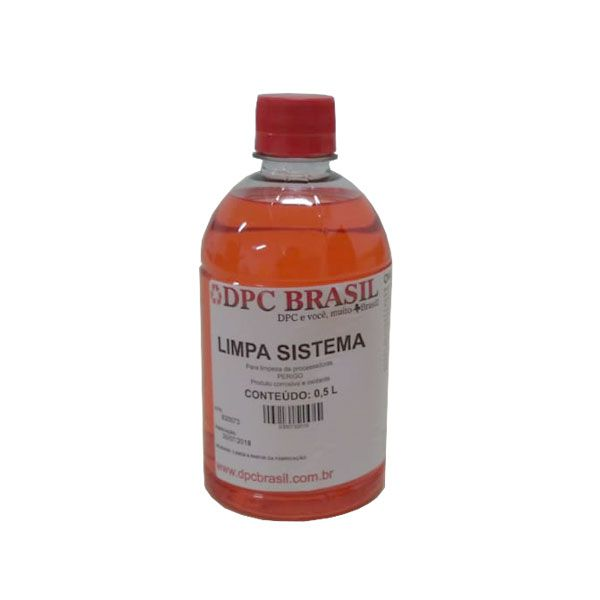 Limpa Sistema 500ml Oxidante DPC Brasil