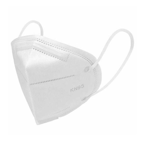 Máscara EPI Proteção de Tecido Filtro 95% Descartável KN-95 - Pacote C/05 Unds. Gatte