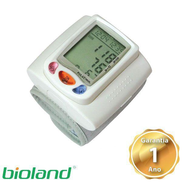 Medidor de Pressao Digital de Pulso 3001 Bioland