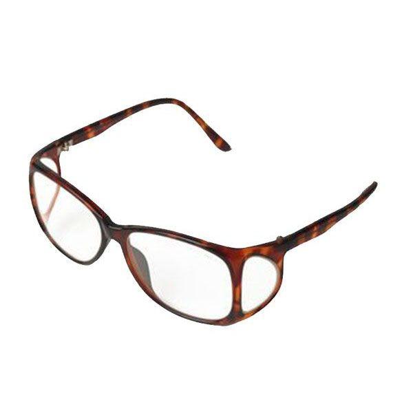 Óculos de Proteção Radiológica Frontal e Lateral (0,75/0,5) Kiran Lumax