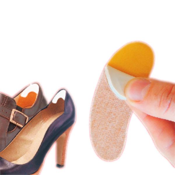 Órtese Protetora Para Calçados Espuma Adesivo TIMA