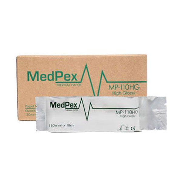 Papel Termo Sensível MP-110HG MEDPEX