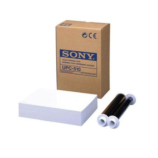 Papel UPC 510 200 Folhas Colorido Sony