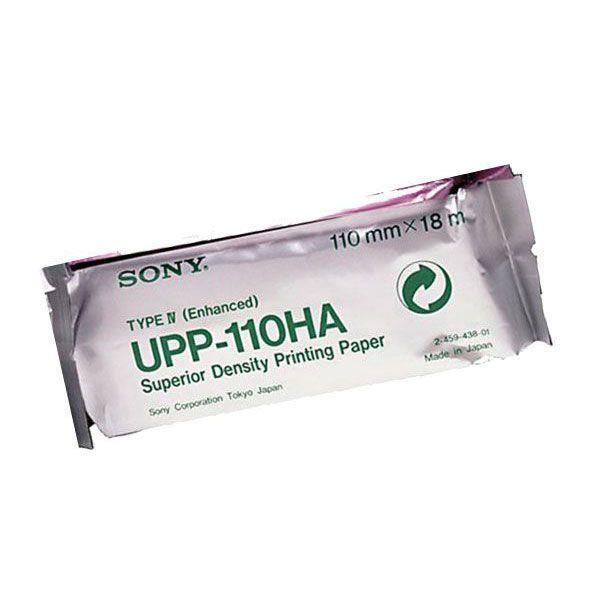 Papel UPP 110HA - 110mm x 18 mts Sony