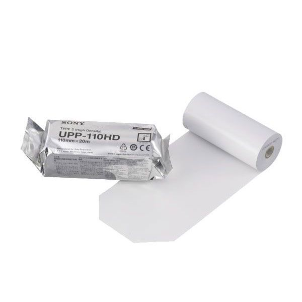 Papel UPP 110HD - 110mm x 20 mts Sony