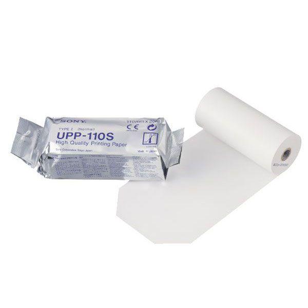 Papel UPP 110S - 110mm x 20mts Sony