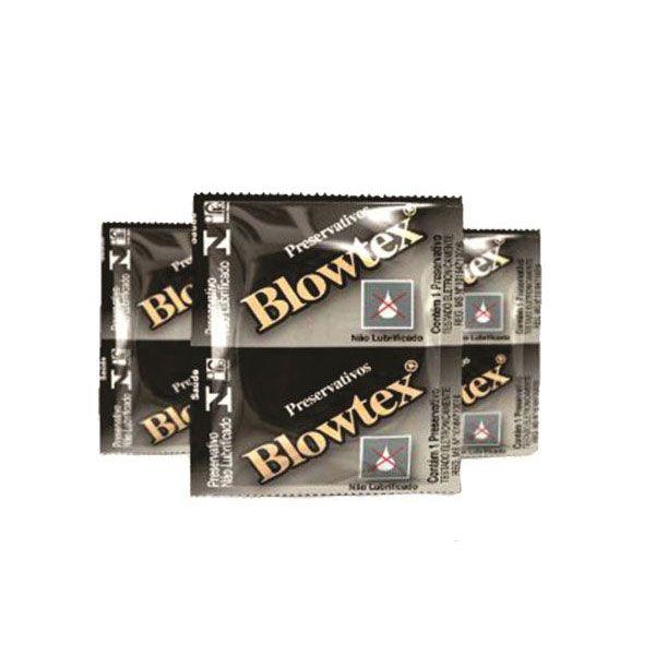 Preservativo Ginecológico para ultrasom não lubrificado Caixa com 144 unidades Blowtex