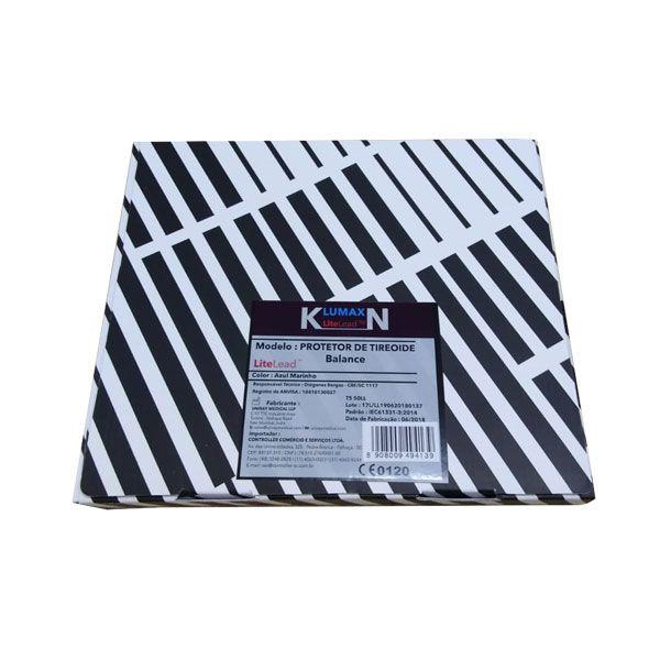 Protetor de Tireóide Convencional (0,5) Kiran Lumax