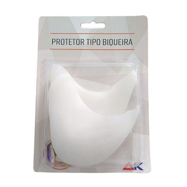 Protetor Ortopédico de Silicone Tipo Biqueira A.K