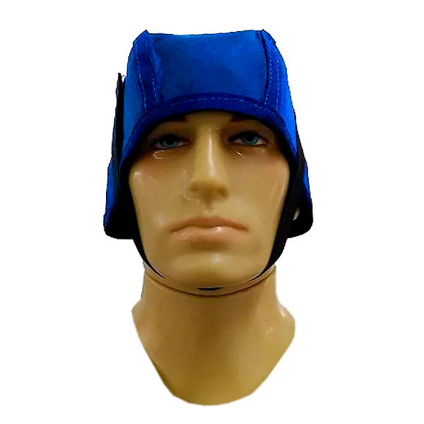 Protetor Radiológico Borracha Plúmbifera Tipo Capuz Médio Konex