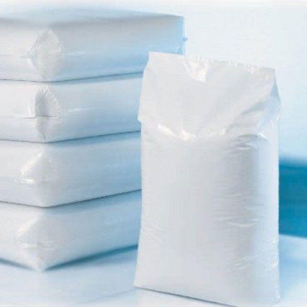 Saco Plastico Leitoso 32 x 42 cm x 0,10 micras (Pacote com 1000 unidades)