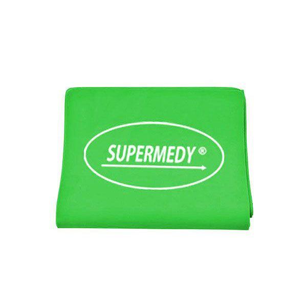 Superband Faixa Elástica Nivel Extra Forte Verde Supermed