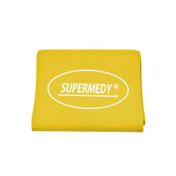 Superband Faixa Elástica Nivel Leve Amarela Supermed