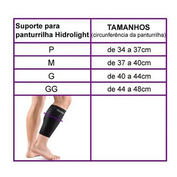 Suporte Ortopédico Para Panturrilha Hidrolight