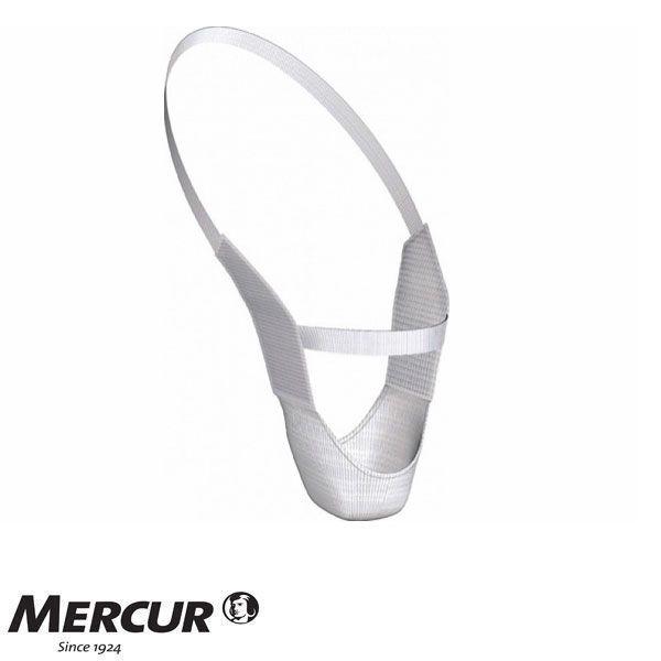 Suspensório Ortopédico Escrotal Branco Mercur