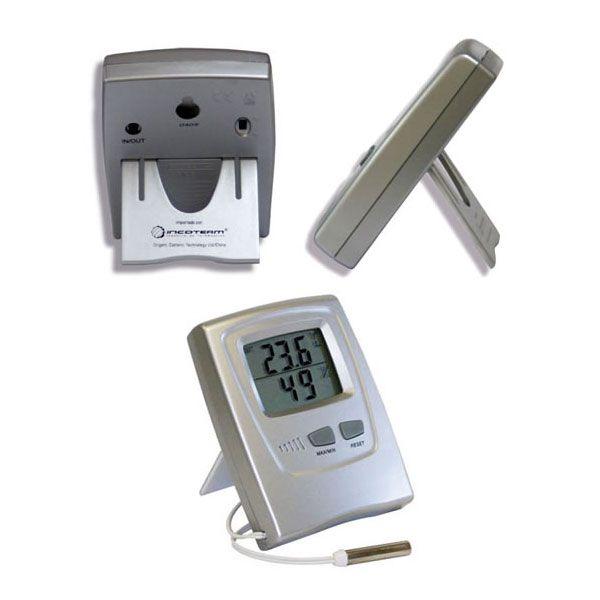 Termo-Higrômetro Digital Temperatura e Umidade interna 7666 Incoterm