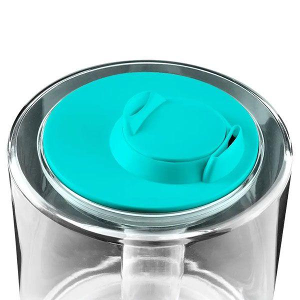 Umidificador e Aromatizador Ultrassônico Multikids Baby 2,1L Bivolt Branco e Azul HC026 Multilaser