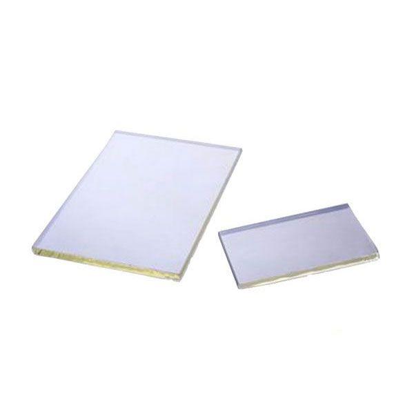 Vidro Plumbífero Proteção Radiológica 400x300 10mm Kiran