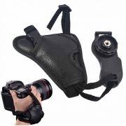 Alça de Mão Hand Grip para Câmera DSLR - SB11