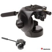 Cabeca Fluida para Tripe DSLR ou Video - Manfrotto 128RC - 4,0Kg