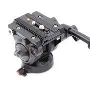 Cabeça Fluida para Tripe DSLR ou Video - VH-05 Pro Video - 5,0kg