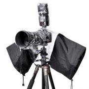 Capa de Chuva para Camera Fotografica DSLR - SB13