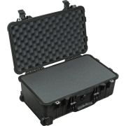 Case Rigido Protecao Pelican 1510 Travel Foam L22,9xH55,9xC35,1cm