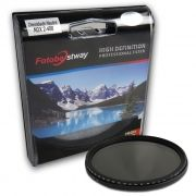 Filtro Densidade Neutra Vario NDX2-400 - Fotobestway 58mm