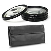 Filtro para Câmera Close Up Kit - FotoBestway 62mm