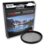 Filtro para Câmera Densidade Neutra ND-2 - Fotobestway 55mm