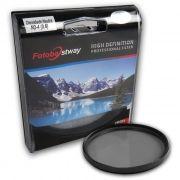 Filtro para Câmera Densidade Neutra ND-4 - Fotobestway 58mm