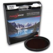 Filtro para Câmera Infra Vermelho IR 680 - Fotobestway 58mm