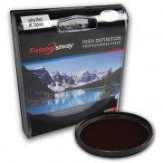 Filtro para Câmera Infra Vermelho IR 760 - Fotobestway 72mm