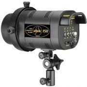 Flash para Estudio Fotográfico - Atek 150 Compact - 150W