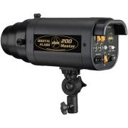 Flash para Estudio Fotográfico - Atek 200 Master - 200W