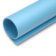 Fundo Infinito Fotografico Backdrop de PVC - Azul - 100x200 cm