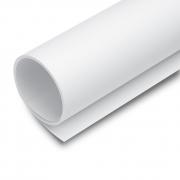 Fundo Infinito Fotografico Backdrop de PVC - Branco - 100x200 cm