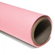 Fundo Infinito Fotográfico de Papel Rolo Baby Pink 2,70 x 11m