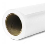 Fundo Infinito Fotográfico de Papel Rolo Branco Super White 1,35 x 11m
