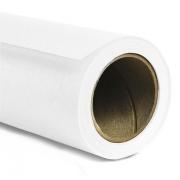 Fundo Infinito Fotográfico de Papel Rolo Branco Super White 2,70 x 11m