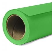 Fundo Infinito Fotográfico de Papel Rolo Verde Chroma 1,35 x 11m