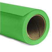 Fundo Infinito Fotográfico de Papel Rolo Verde Chroma 2,70 x 11m