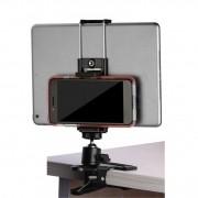 Garra Suporte Smartphone e Tablet com Cabeça Ball Head - ST16 BJ024